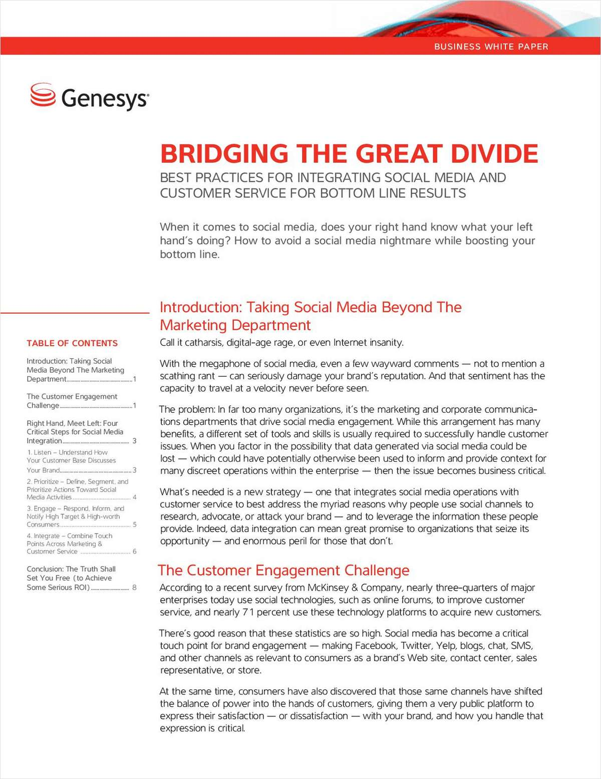 social media and dissatisfaction of customers Full-text (pdf) | social media have changed how buyers and sellers interact, and increased involvement through social media may yield positive results for sales organizations if salespeople utilize it in facilitating their behaviors.