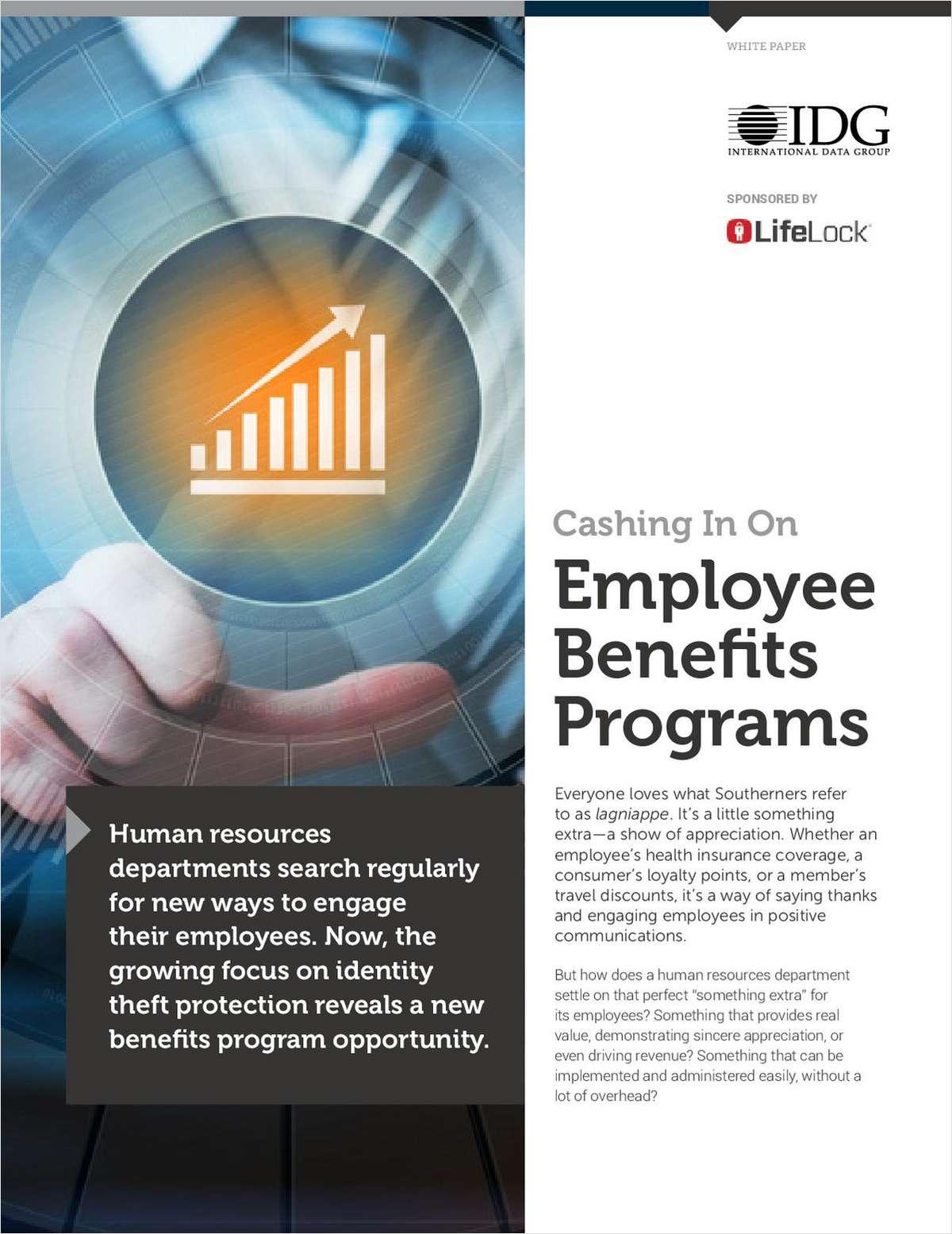 report on employee benefits