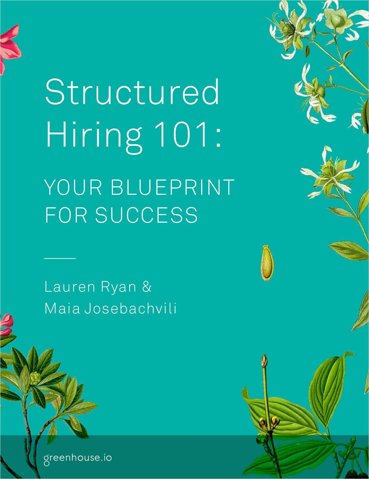 Your structured hiring blueprint roadmap to success free guide malvernweather Gallery