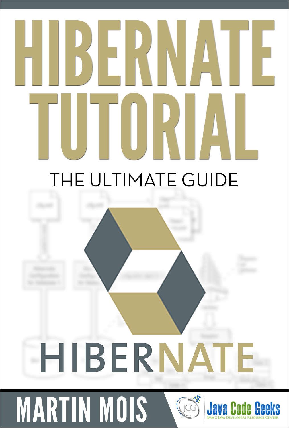 Hibernate tutorial free java code geeks ebook baditri Gallery