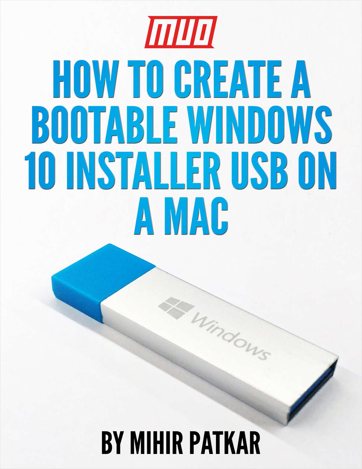 how to read windows usb on mac