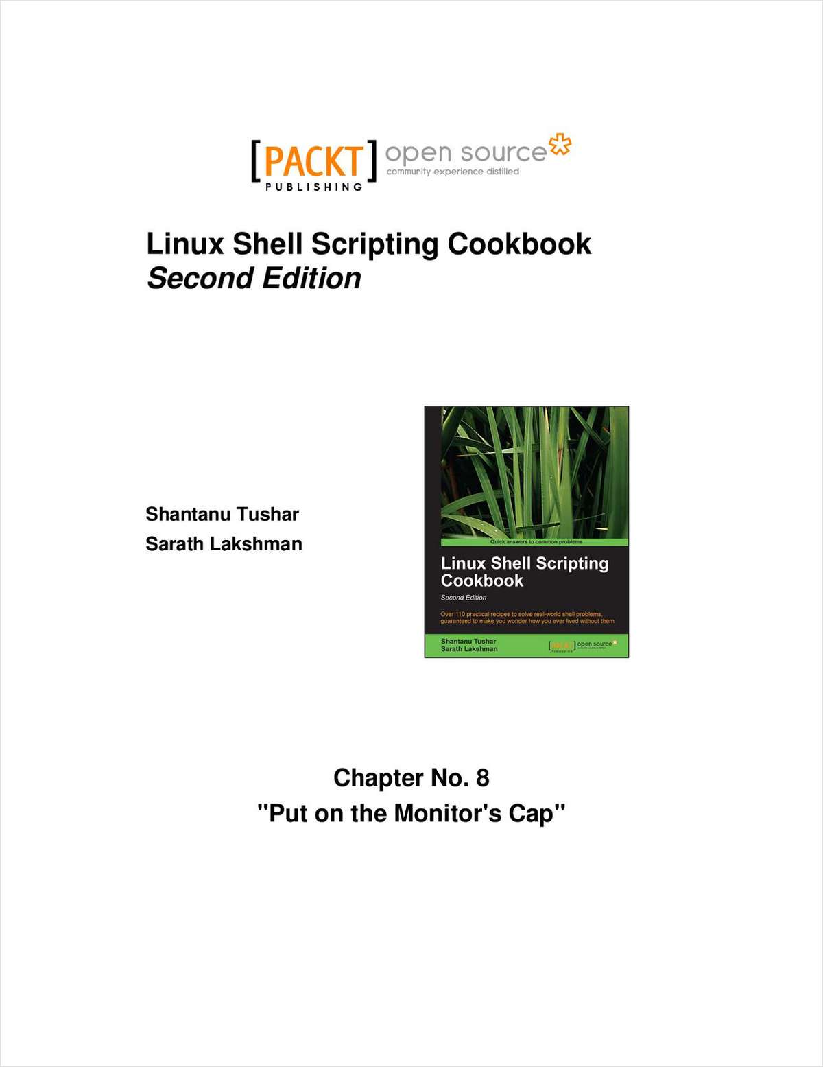 Learning Linux Shell Scripting [Book]