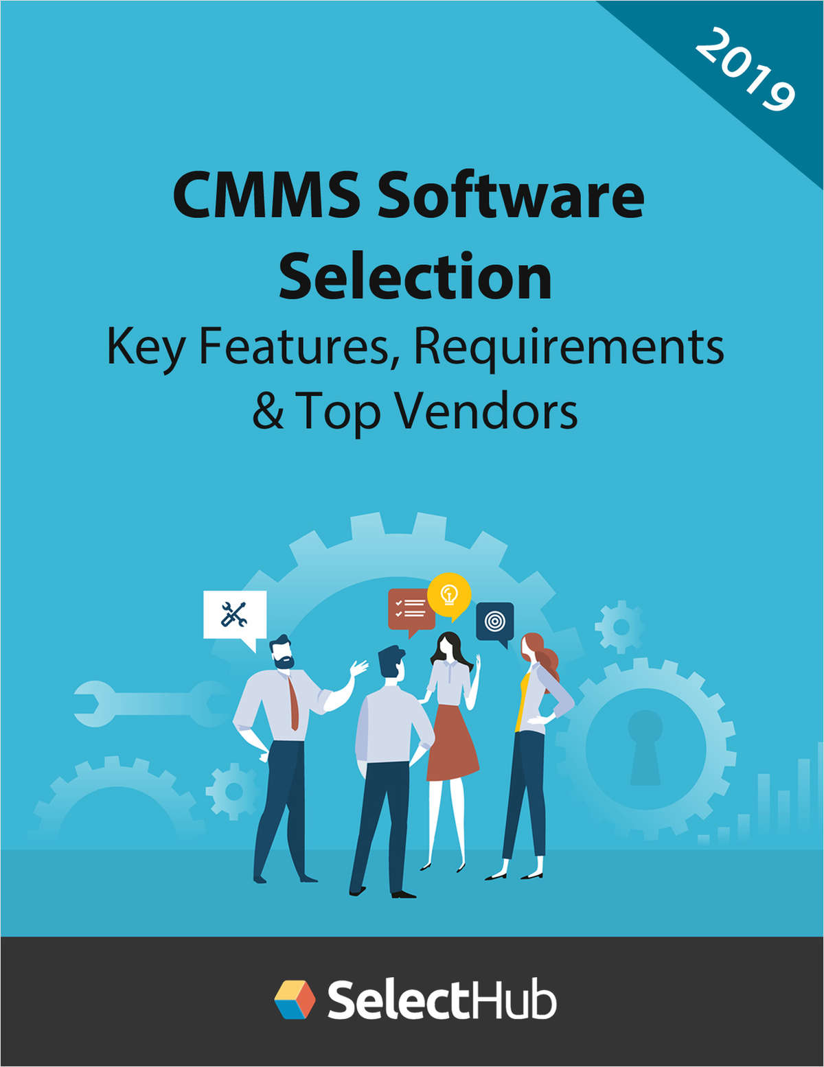 CMMS Software Selection: Key Features, Requirements & Top Vendors