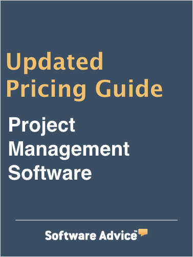 Compare Project Management Software Pricing: Software Advice's 2019